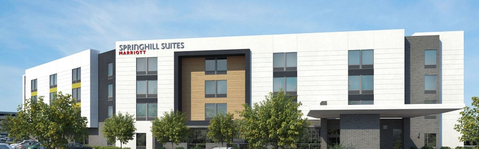 SpringHill Suites by Marriott Hotel Coming to Spokane International Airport