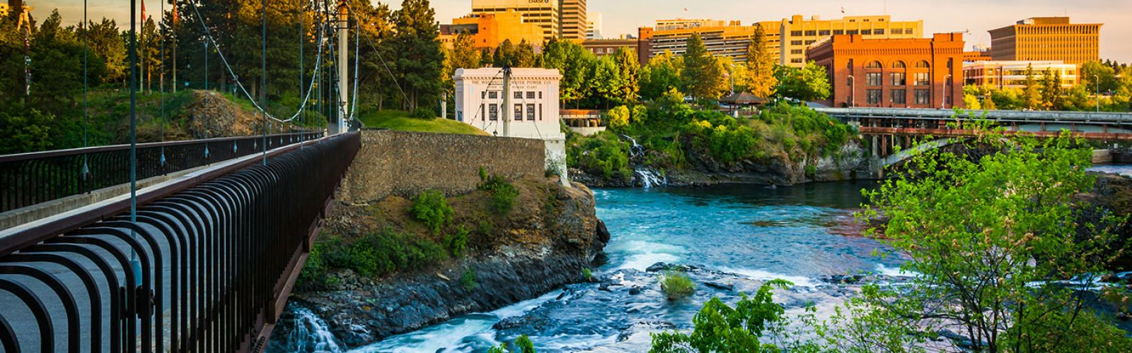 Spokane ranks #4 Best Place to Live in the US if you're concerned about climate change